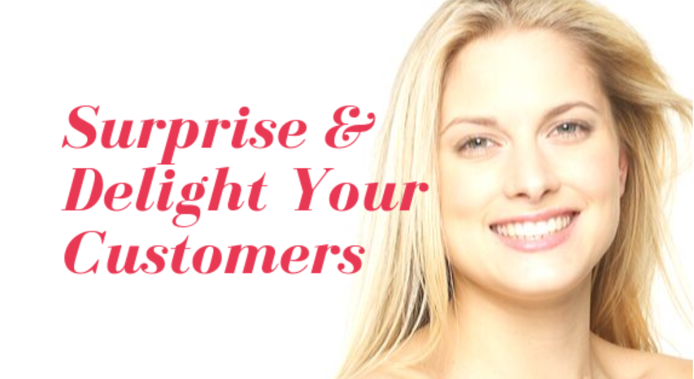 Surprise & Delight Your Customer Blog